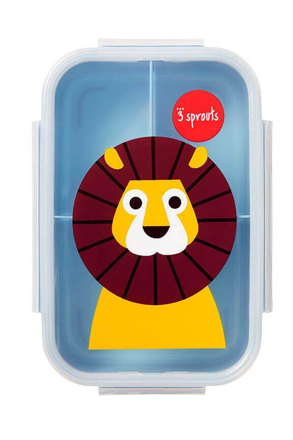 Bento Box Leão - 3 Sprouts