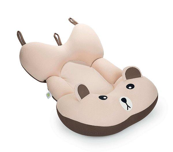 Almofada para Banho Infantil Urso Zeca - Baby Pil