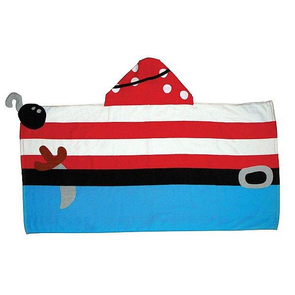 Toalha de Banho Infantil Pirata - Stephen Joseph
