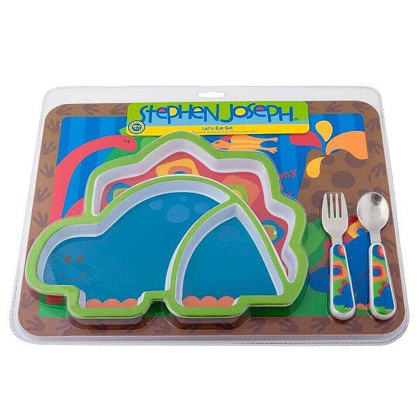 Kit Alimentação Dino - Stephen Joseph