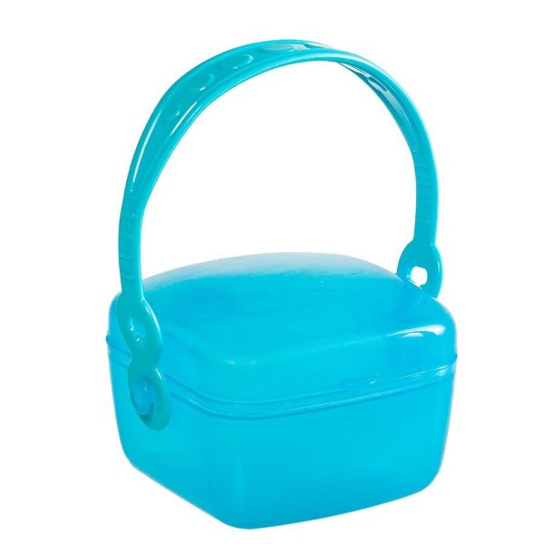 Porta Chupeta Azul - Girotondo Baby