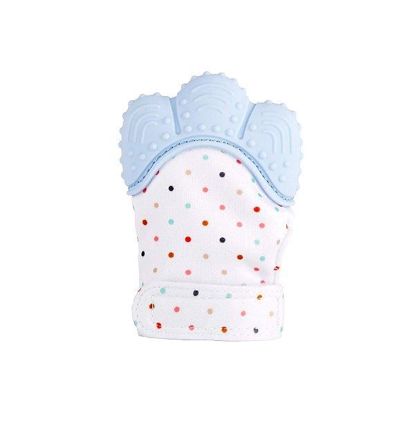 Mordedor Infantil Luva Azul - Girotondo Baby