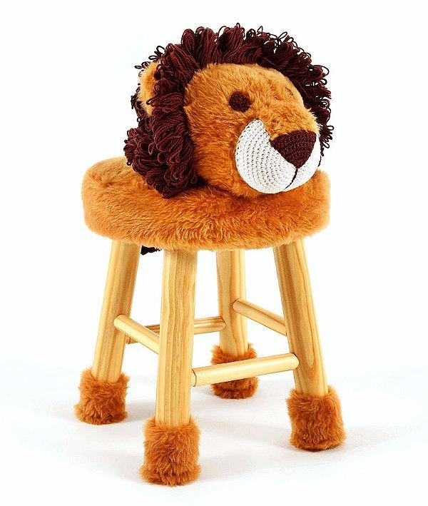 Banquinho King o Leão - Bloomy