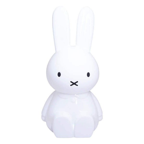 Miffy® Decorativo Laqueada Branco - Decorfun