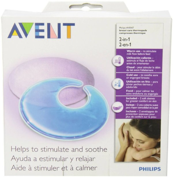 Thermopads - Pads Térmicos Philips Avent