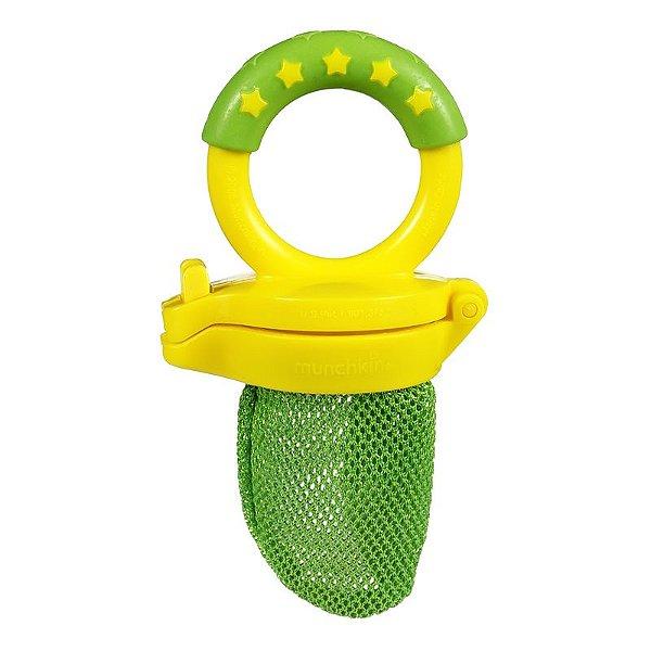 Alimentador Verde e Amarelo - Munchkin