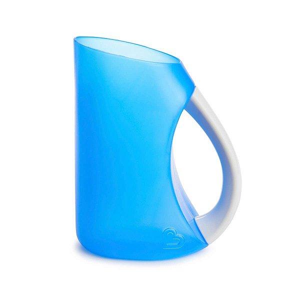 Caneca Macia Para Banho Azul - Munchkin