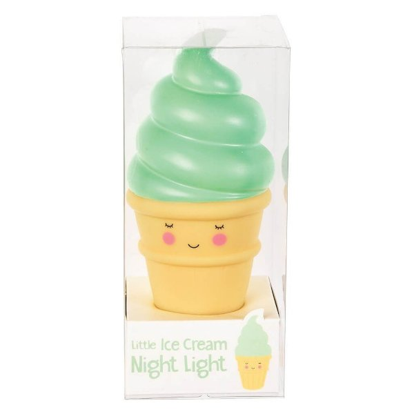 Luminária LED Sorvete Pistache  - LEX