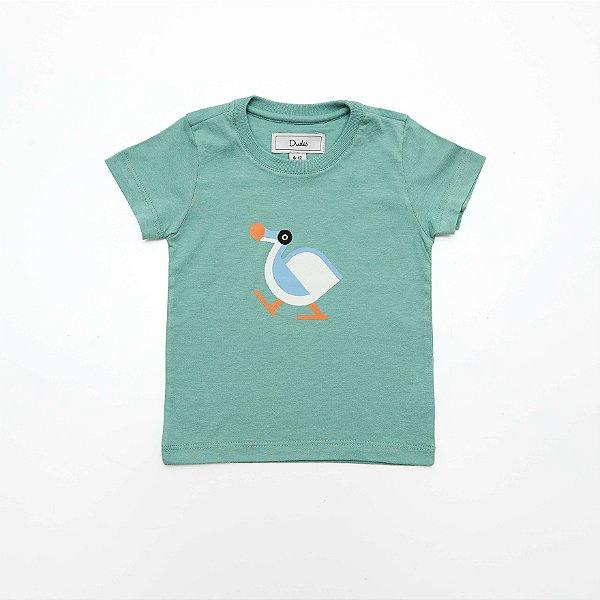 T-Shirt Baby Passarinho -Dudes