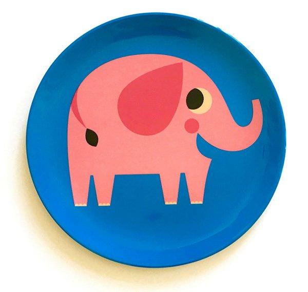 Prato Infantil Elefante - OMM Design