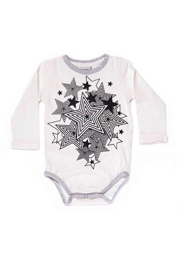 Body Bebê Star Groove - Pistol Star
