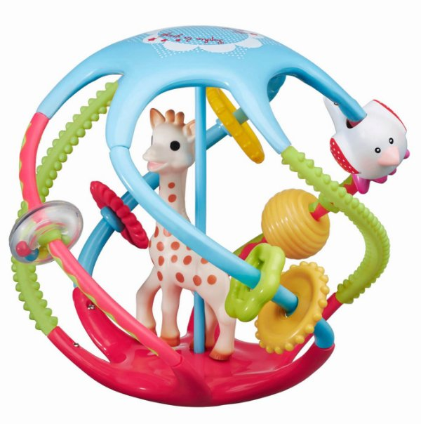 Bola de Atividade Twistin´ball Sophie la girafe - Vulli