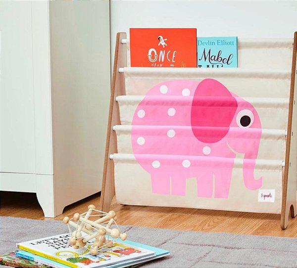 Rack para Livros Elefante - 3 Sprouts