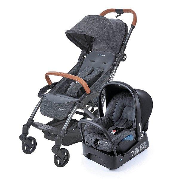 Travel System Laika Maxi-Cosi Sparkling Grey - Maxi-Cosi