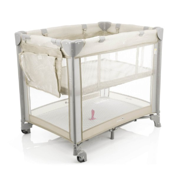 Berço Portátil Mini Play Pop Beige - Safety 1st