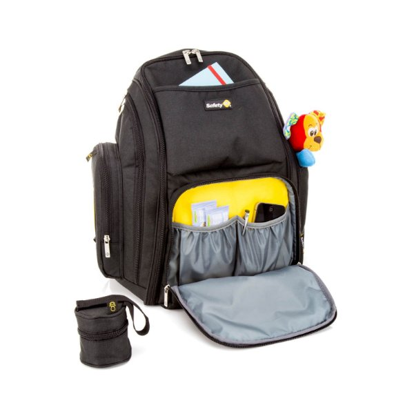 Mochila Backpack Black - Safety 1st