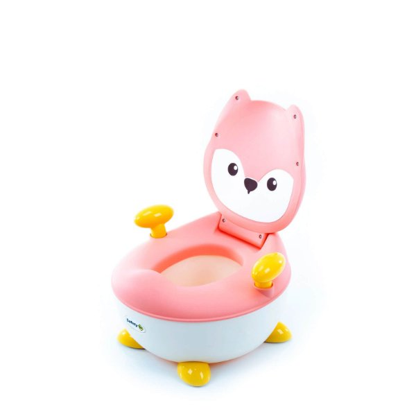 Troninho Fox Potty Rosa - Safety 1st