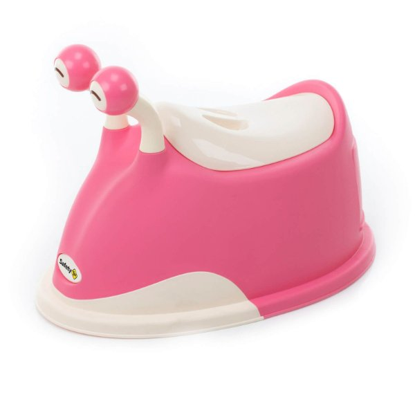Troninho Slug Potty Rosa - Safety 1st