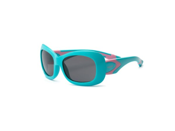 Óculos de Sol Breeze Azul e Rosa - Real Shades