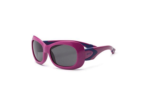 Óculos de Sol Breeze Roxo e Azul - Real Shades