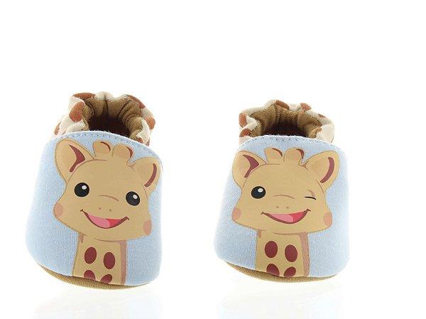 Sapato Infantil Chausson Beige Sophie La Girafe - Vulli