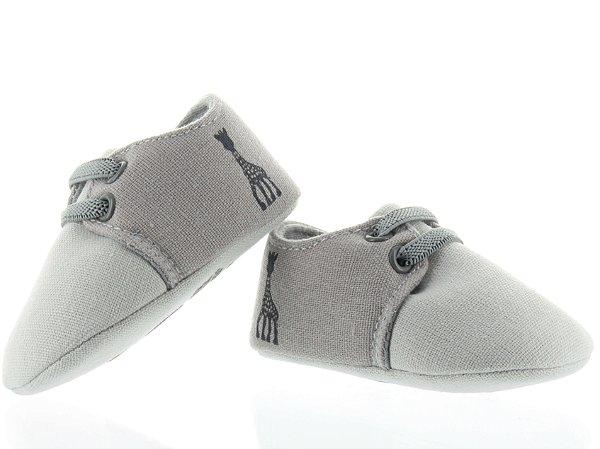 Sapato Infantil Botillon Grey Sophie La Girafe - Vulli
