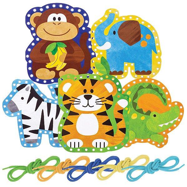 Brinquedo Passa Cordão Zoo - Stephen Joseph