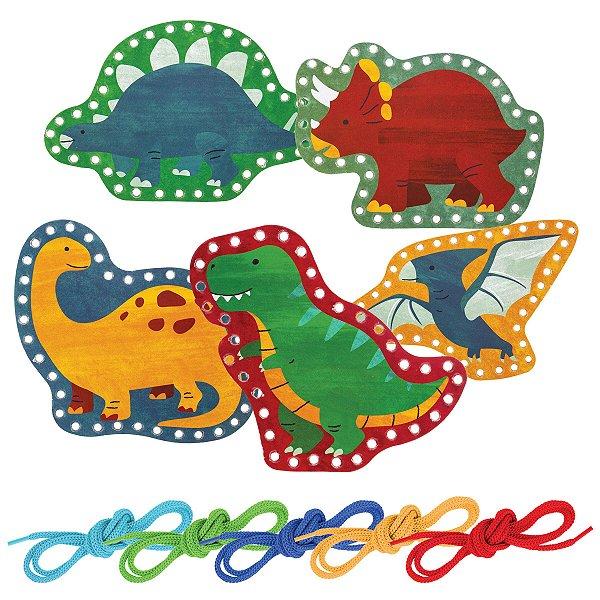 Brinquedo Passa Cordão Dino - Stephen Joseph