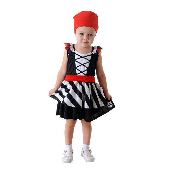 Pirata Bebê Feminino