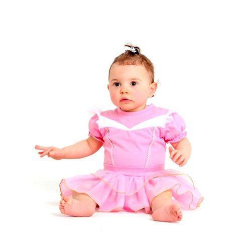 Princesa Rosa bebê