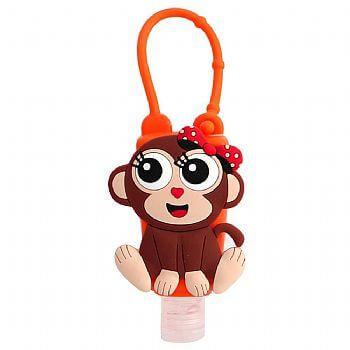 Álcool em Gel Baby Bath - Macaco