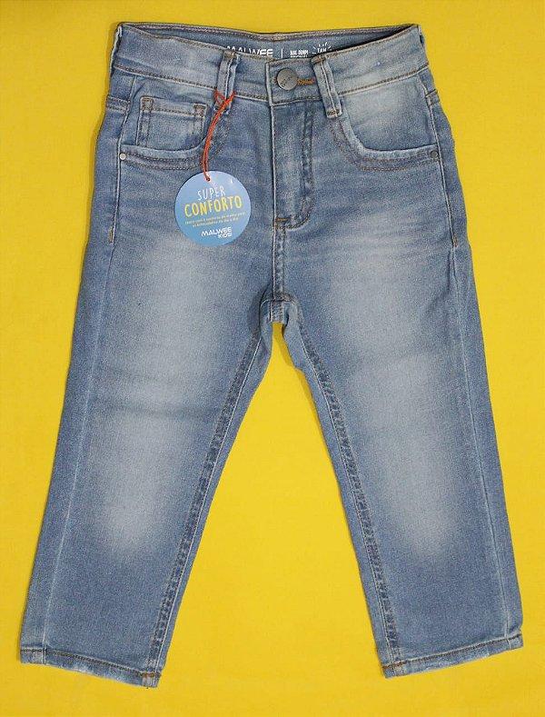 Calça jeans super confortável -masc