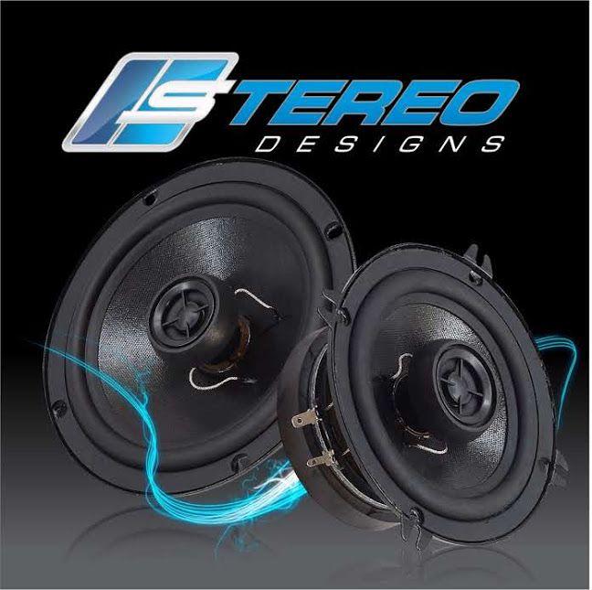 "Alto Falante Coaxial SDC6-S1 Stereo Designs 6"" 150w RMS"