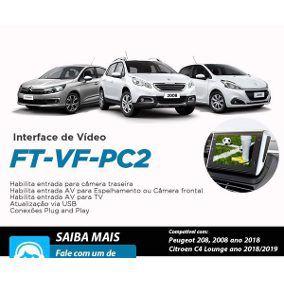 Desbloqueio De Multimídia Peugeot 208 Faaftech FT VF PC2