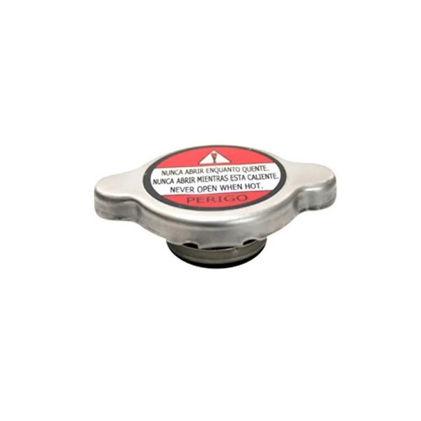 Tampa do Radiador 0.9 (válvula/vedação alta) -  Altura 16 mm