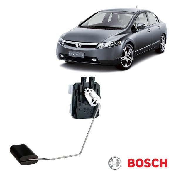 Sensor de Nível Boia Honda New Civic 1.8 Flex 2007/2011