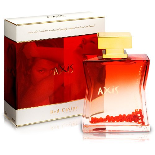 Perfume Axis Red Caviar EDT Feminino 90ml