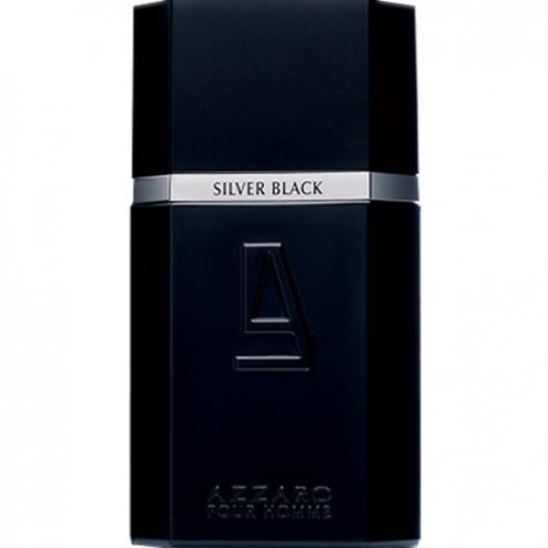 Perfume Azzaro Silver Black EDT Masculino  30ml
