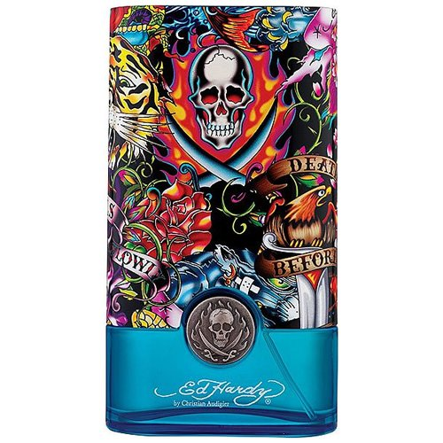 Perfume Ed Hardy Hearts & Daggers for Men Eau de Toilette 100ml