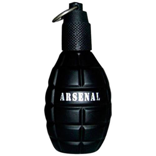 Perfume Gilles Cantuel Arsenal Black Masculino 100ml