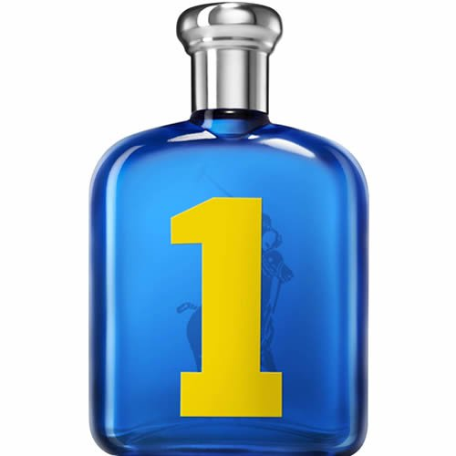 Perfume Ralph Lauren Polo Big Pony Blue 1 EDT Masculino 125ml
