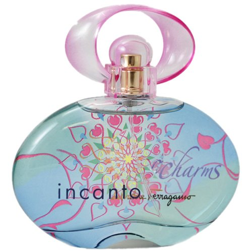 Perfume Salvatore Ferragamo Incanto Charms EDT Feminino 50ml