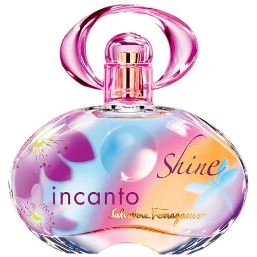 Perfume Salvatore Ferragamo Incanto Shine EDT Feminino 100ml