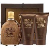 Kit Diesel Fuel For Life Masculino - Perfume 50ml + After Shave + Shower Gel 50ml