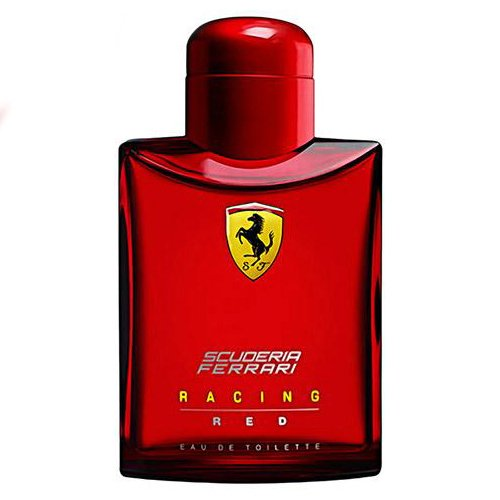 Perfume Ferrari Scuderia Racing Red EDT Masculino 125ml