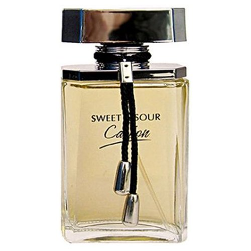 Perfume Linn Young Sweet & Sour Carbon EDT Masculino 100ml