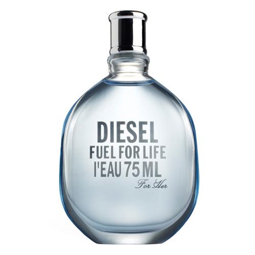 Perfume Diesel Fuel for Life L'eau for Her EDT Feminino 75ml