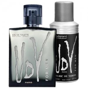 Kit UDV Men - Perfume 100ml + Desodorante 150ml