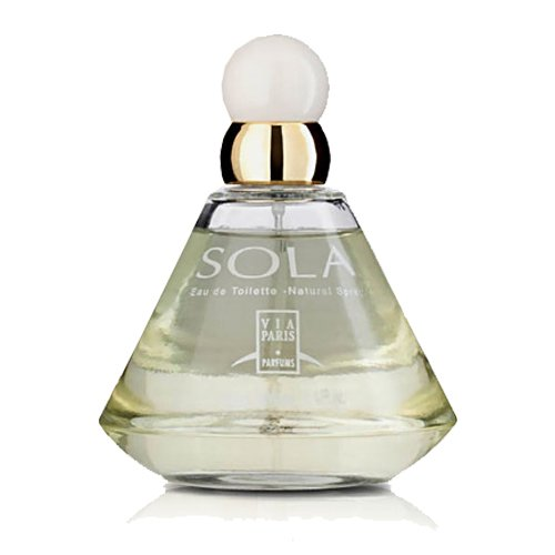 Perfume Via Paris Sola EDT Feminino 100ml