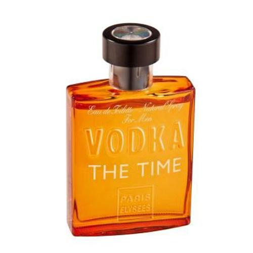 Perfume Paris Elysees Vodka The Time EDT Masculino 100ml